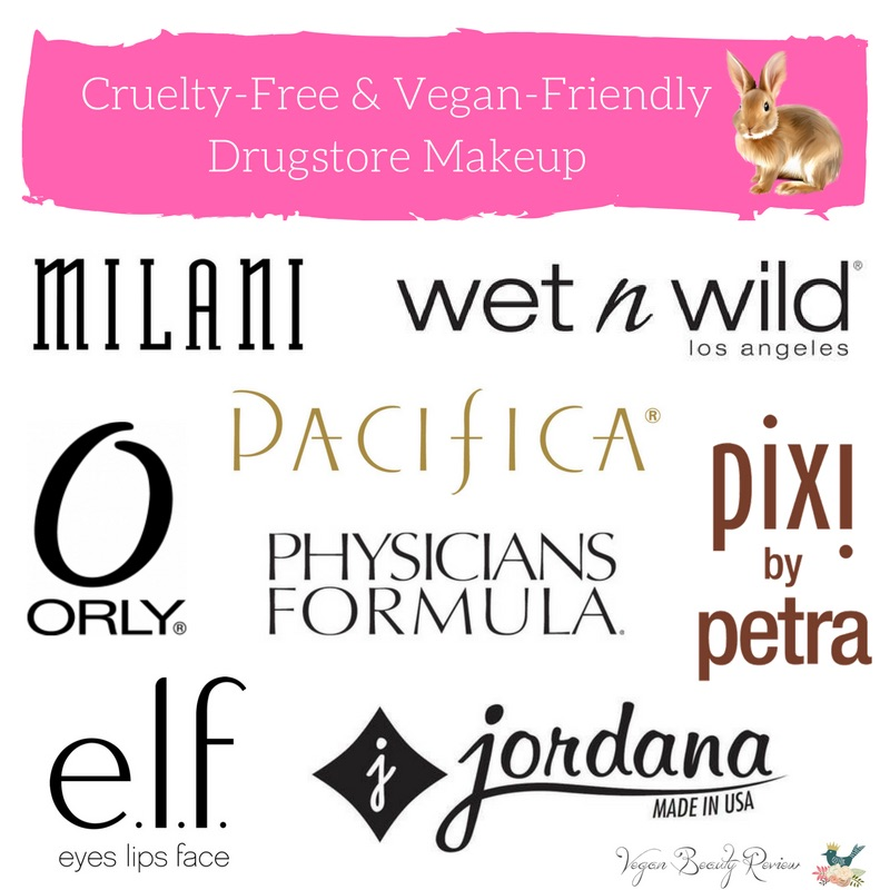 Cruelty Free Makeup With