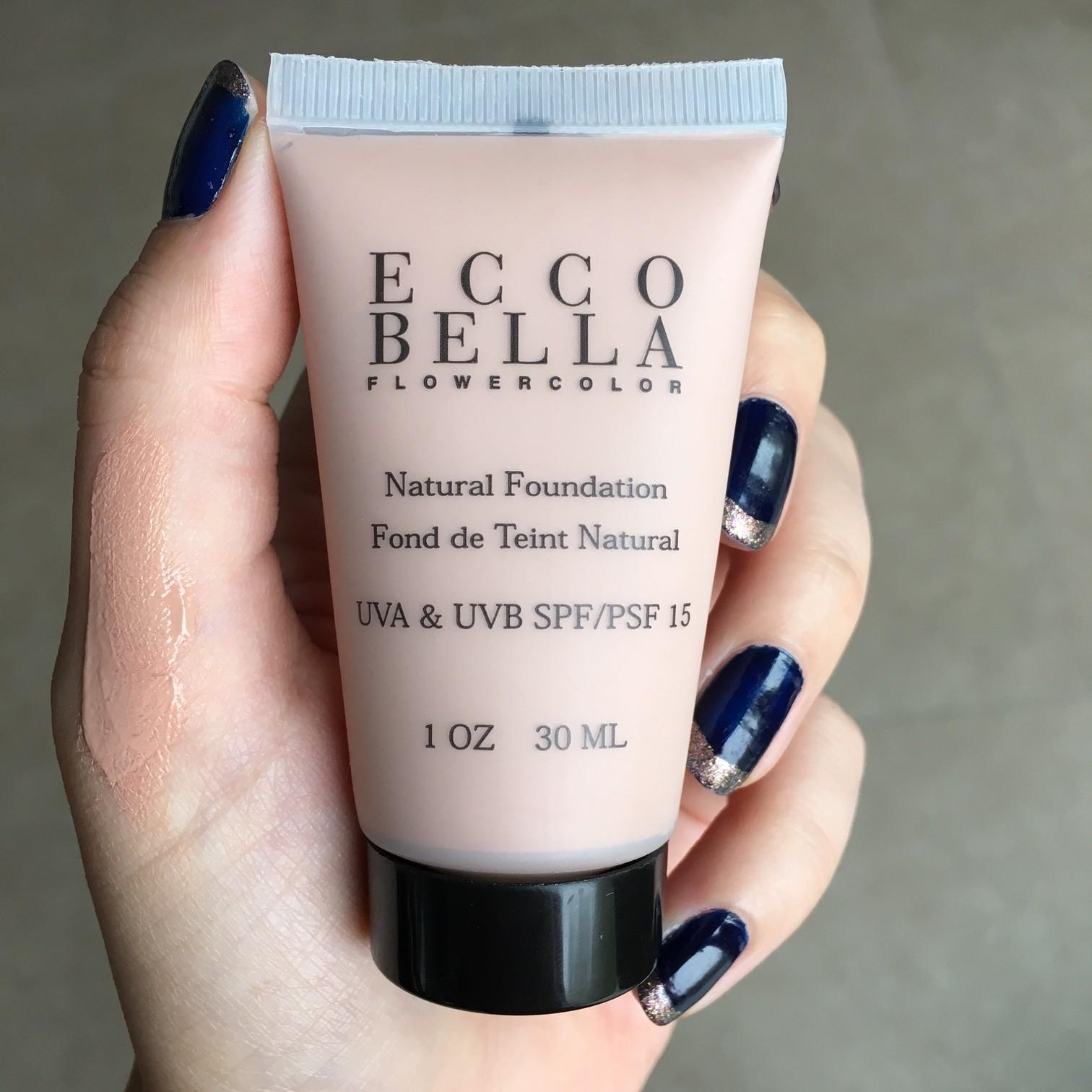 Ecco Bella All Natural Organic Makeup