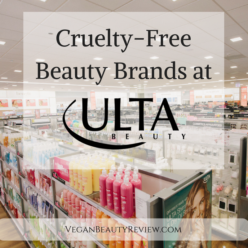 Cruelty Free Beauty Brands At Ulta