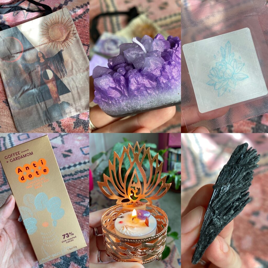 Goddess Provisions Subscription Box Reveal – October 2020